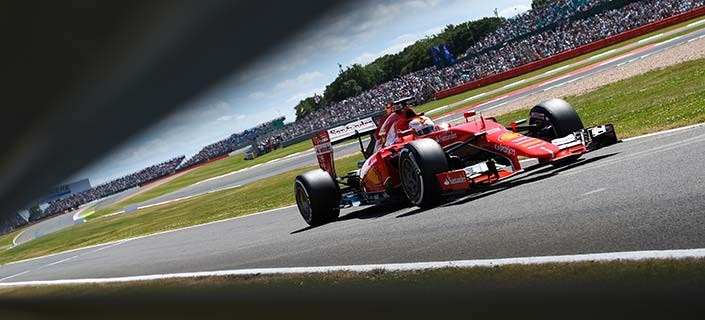 Formula 1 Great Britain