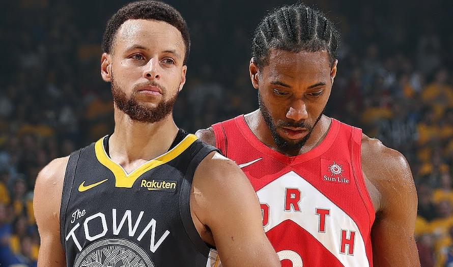 Steph Curry vs Kawhi Leonard - Game 6