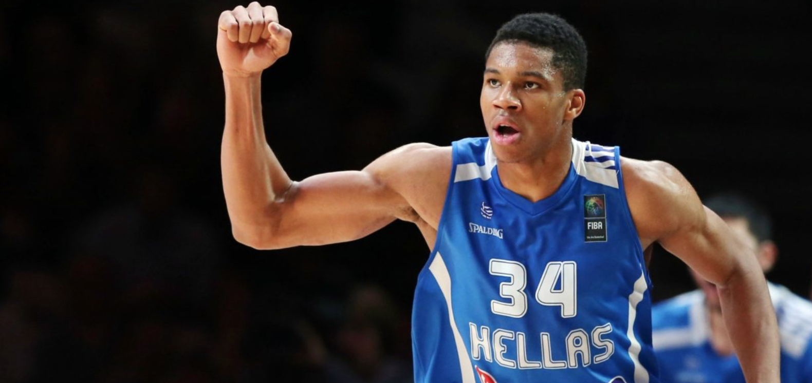 Giannis - Greece FIBA 2019
