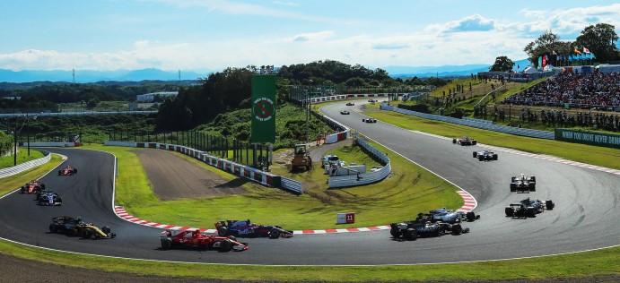 Formula 1 2018 Japan