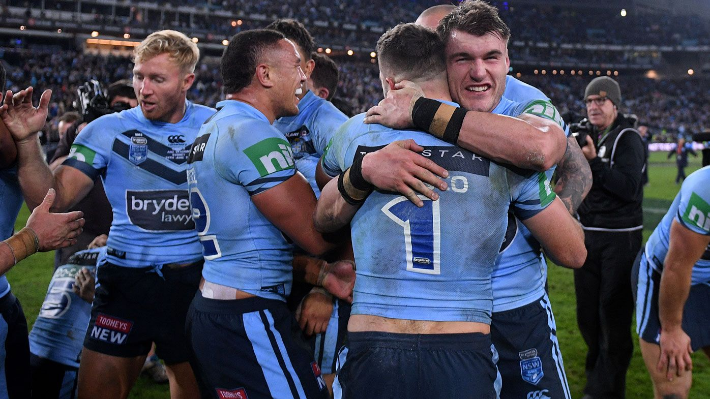 NRL State of Origin NSW