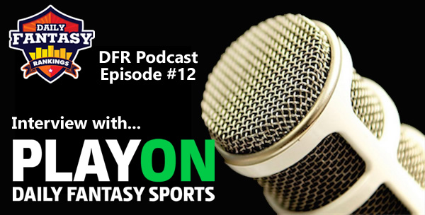 DFR Podcast Interview with PlayON