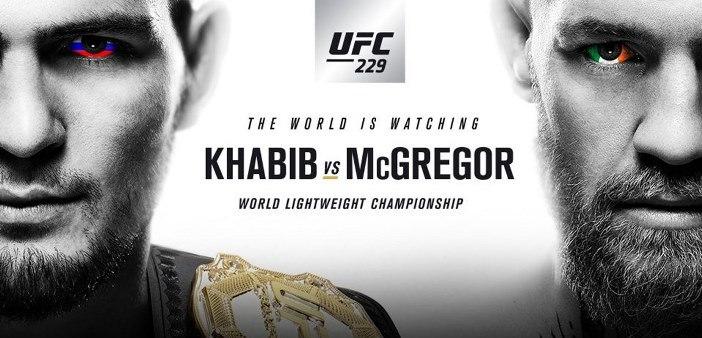 UFC 229 Khabib McGregor DraftKings Promo