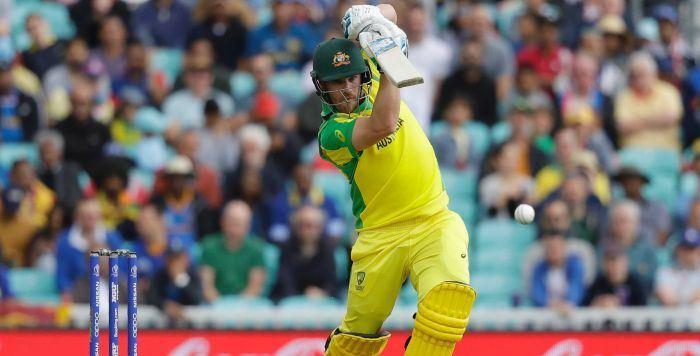 Aaron Finch Australia Cricket World Cup