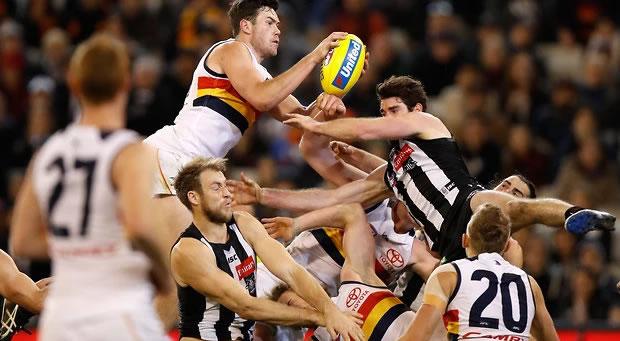 AFL Fantasy Adelaide vs Collingwood