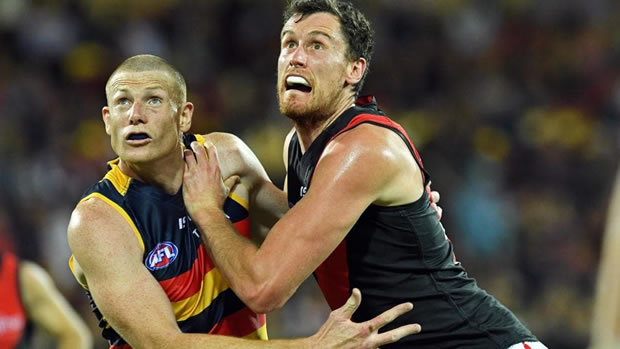 AFL Adelaide vs Essendon