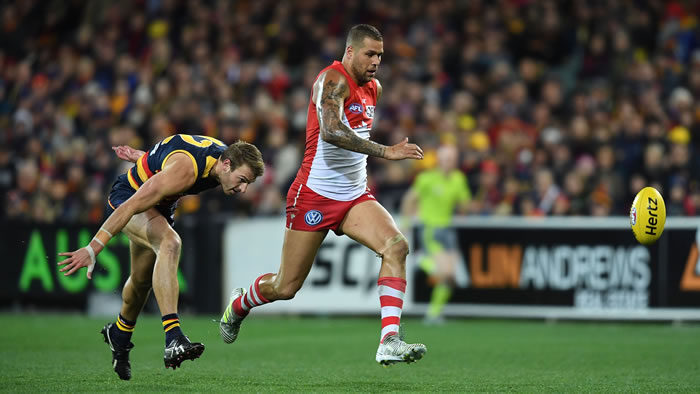 AFL Lance Franklin