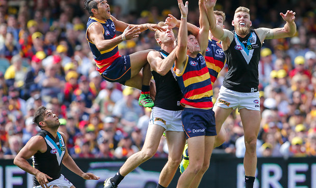 Eddie betts showdown