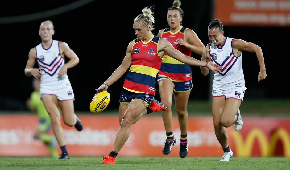 AFLW Erin Phillips