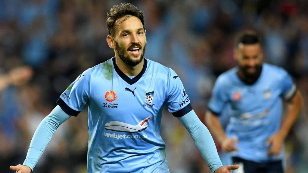 Ninkovic Sydney FC