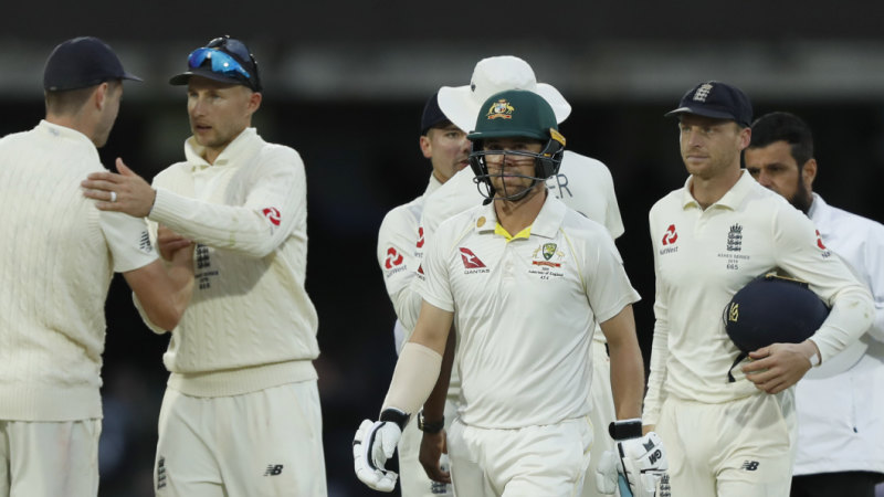 Ashes Second Test