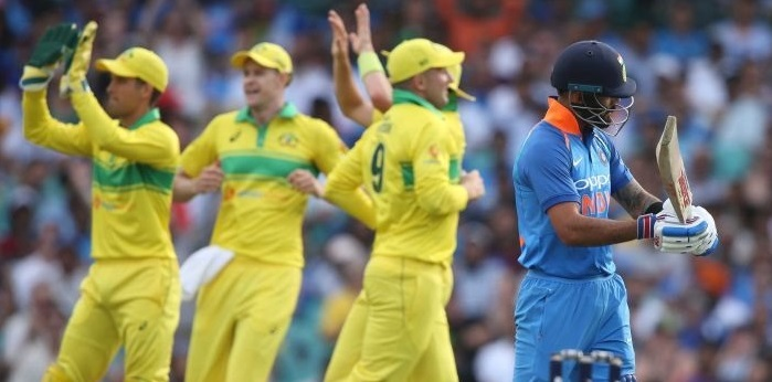 Australia India ODI Cricket