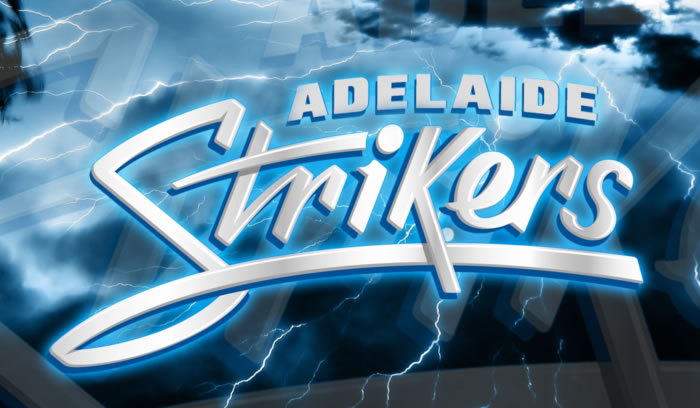 BBL08 Adelaide Strikers