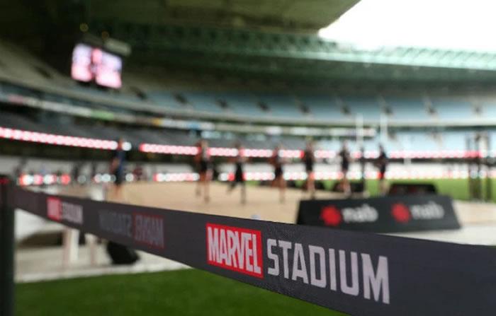 BBL08 Marvel Stadium