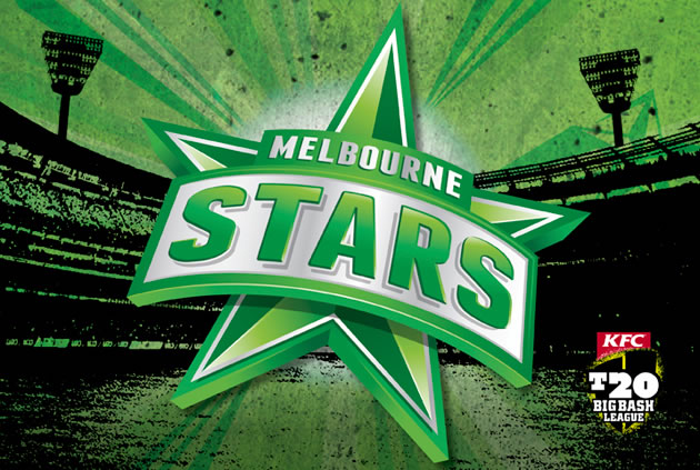 BBL08 Melbourne Stars