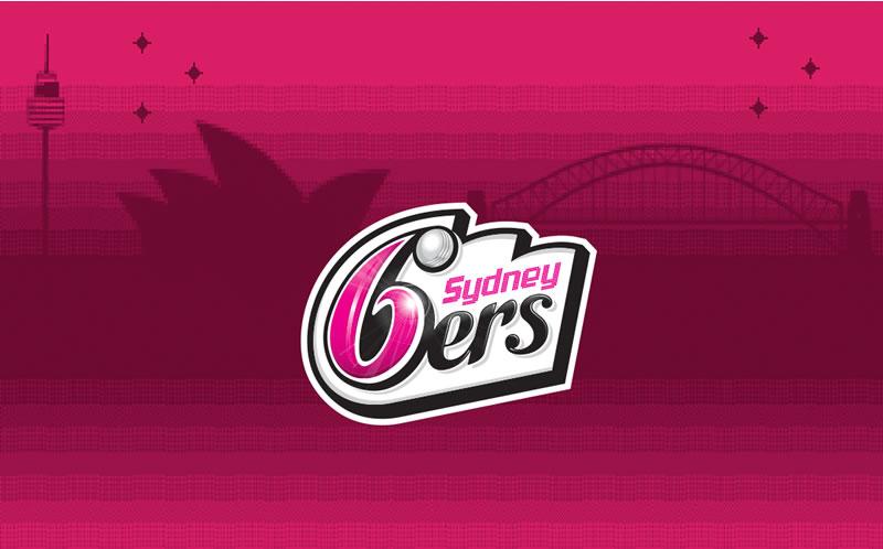 BBL08 Sydney Sixers