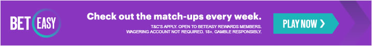 BetEasy Check Match-ups