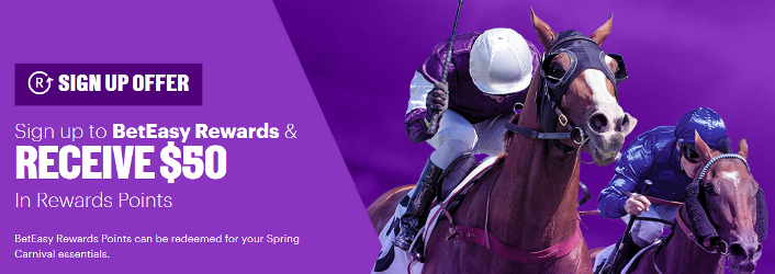 BetEasy Spring Racing Promotion