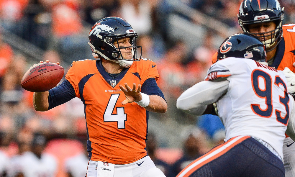 Case Keenum Denver Broncos