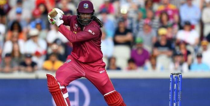 Chris Gayle West Indies Cricket World Cup 2019 ICC