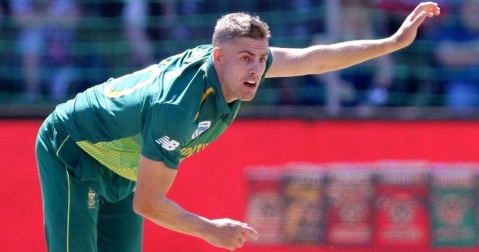 Chris Morris South Africa Pakistan ICC Cricket World Cup