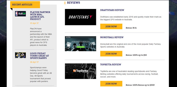 DFR Reviews