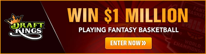 DraftKings NBA $1M Contest