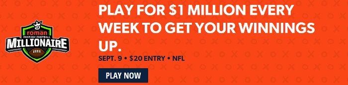 DraftKings NFL Banner