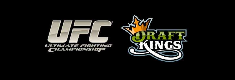 DraftKings UFC DFS Daily Fantasy Sports