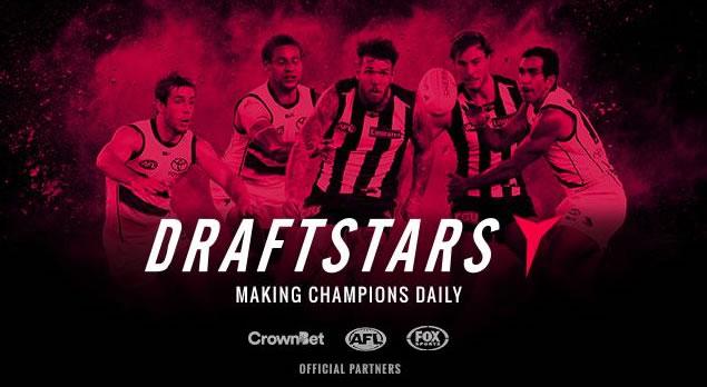 afl draftstars banner