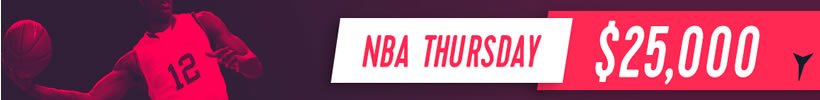 Draftstars NBA Thursday
