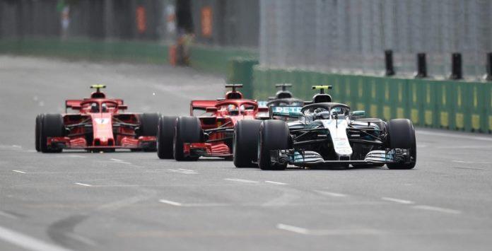 Formula 1 Hamilton Ferrari