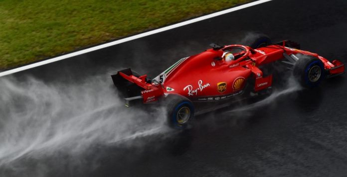Formula 1 Sebastian Vettel 2018