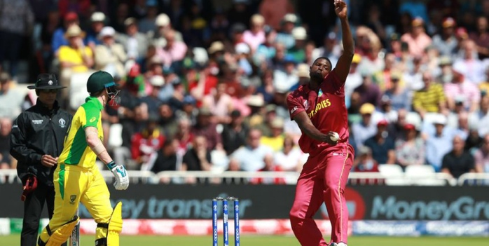 Jason Holder West Indies Cricket World Cup ICC DFS