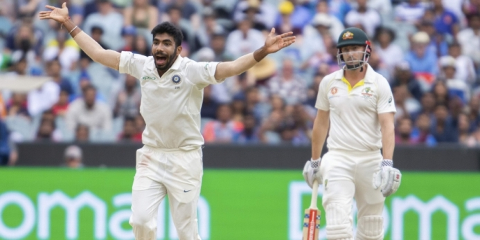 Jasprit Bumrah India Test