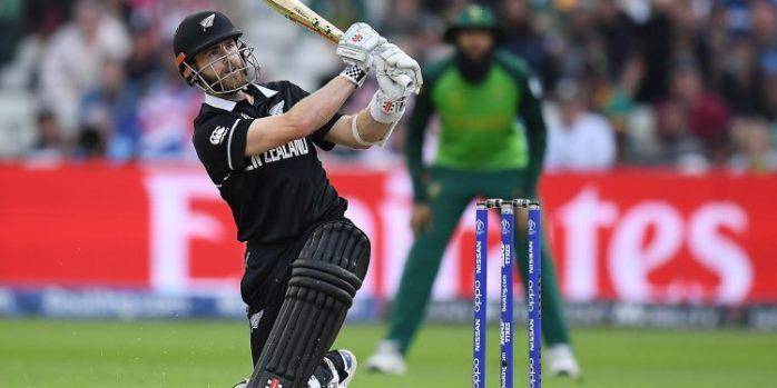 Kane Williamson New Zealand Cricket World Cup West Indies ICC 2019
