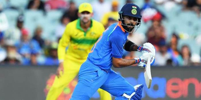 Virat Kohli India Cricket ODI