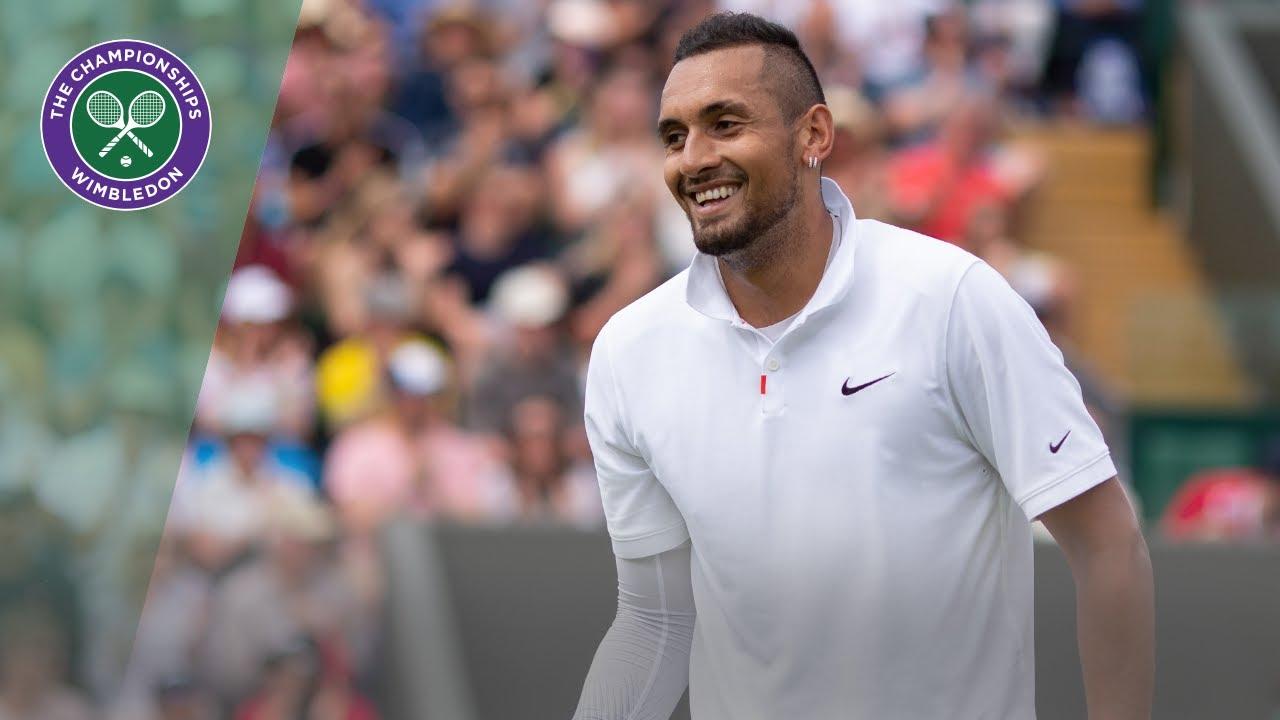 Kyrgios Wimbledon