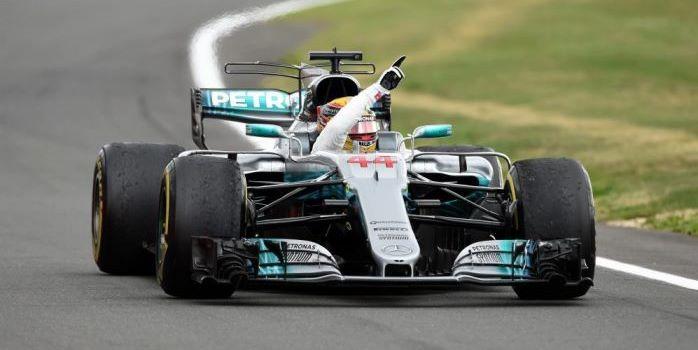 Lewis Hamilton Mercedes Formula 1 F1 2019