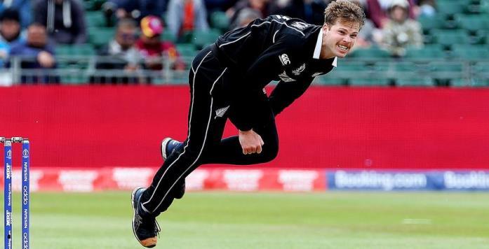 Lockie Ferguson New Zealand ODI Cricket World Cup 2019