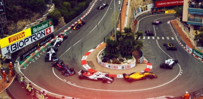Monaco Formula 1 F1