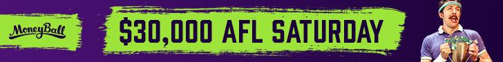 Moneyball Saturday Banner