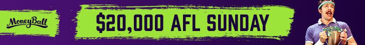 Moneyball AFL Sunday