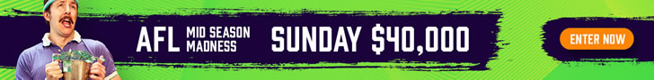 Moneyball Sunday AFL