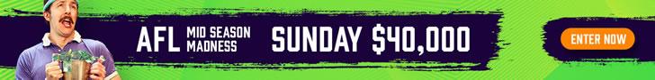 Moneyball Sunday AFL