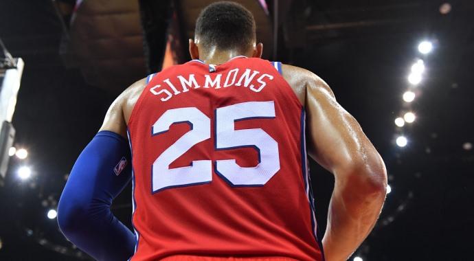 NBA Ben Simmons