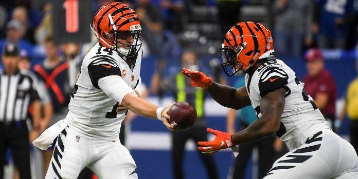 NFL Bengals 2018