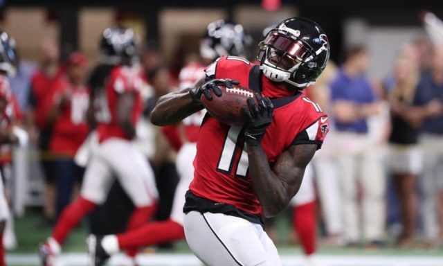 NFL Julio Jones DraftKings