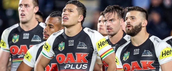 NRL Panthers 2018