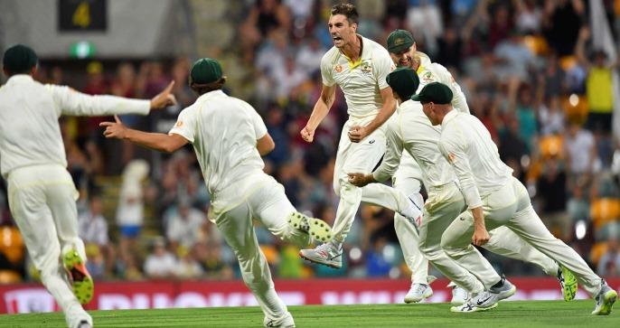 Pat Cummins Test Cricket Australia